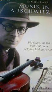 Lesung: Musik in Auschwitz - mit der Musik von Simon Laks